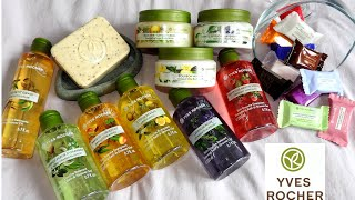 Yves Rocher : Nouvelle Collection Plaisirs Nature