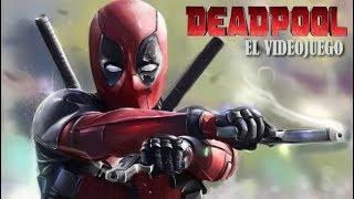 Deadpool Pelicula Completa ESPAÑOL L Escenas Del Juego En Español Sub  Full Movie Game