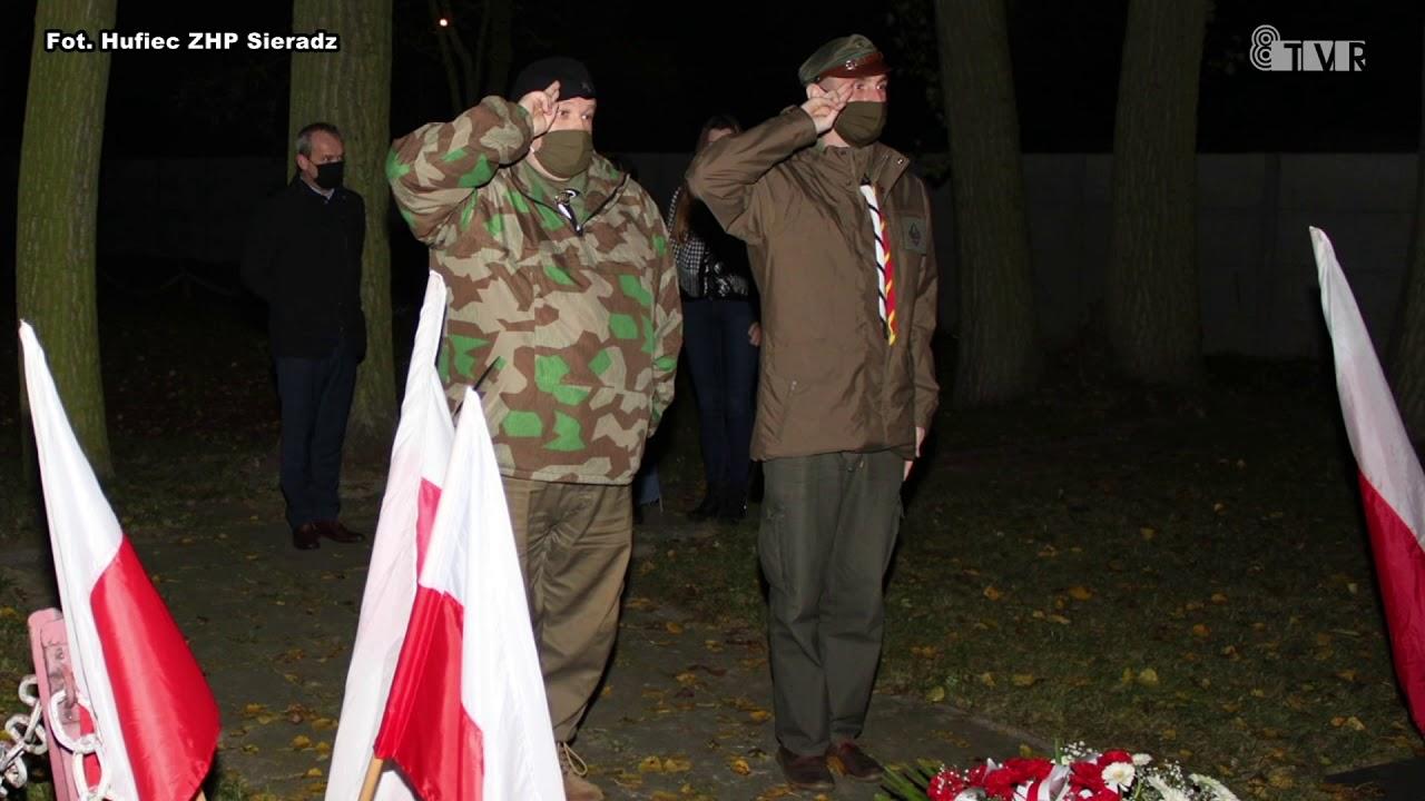 81. rocznica rozstrzelania Sieradzkich Zakładników
