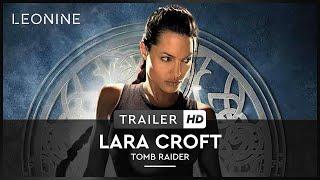 Lara Croft Tomb Raider Film Trailer