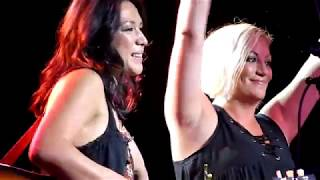 The Wreckers Michelle Branch & <b>Jessica Harp</b> Tennessee Live In Nashville 08132017