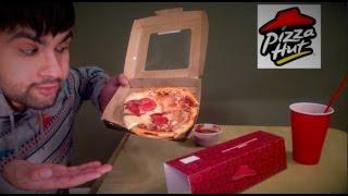 ME EATING PIZZA HUT MUKBANG - Video Youtube