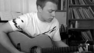 "Coldplay ""Warning Sign"" Acoustic Cover"