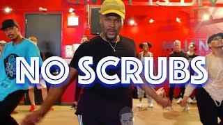 "TLC   ""No Scrubs""   JR Taylor Choreography"