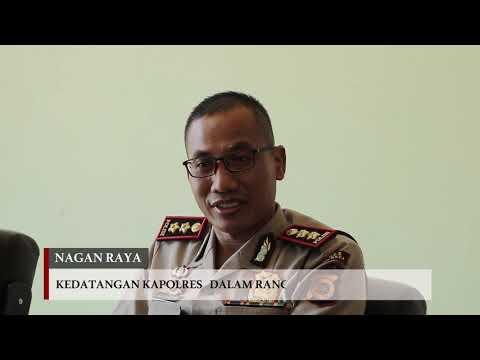 Kapolres Nagan Raya Jalin Silaturahmi Dengan Awak Media Seuramoe Aceh