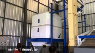 preview picture of video 'เครื่องคัดเมล็ดพันธุ์ข้าวปลูก ยนต์ผลดี'
