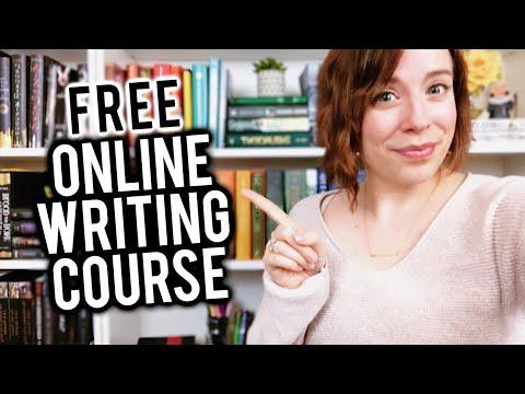 FREE Online Novel Writing Course | AuthorTube