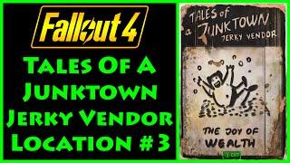 Fallout 4 - Tales of a Junktown Jerky Vendor - Gwinnett Brewery