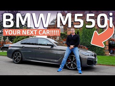 """""""I MIGHT JUST HAVE FOUND YOUR NEXT CAR"""" - BMW 5 Series - M550i"""