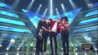 WINNER   'AH YEAH(아예)' 0526 SBS Inkigayo