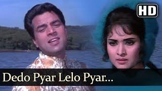 Dedo Pyar Lelo Pyar - Dharmendra - Vaijayantimala - Pyar Hi