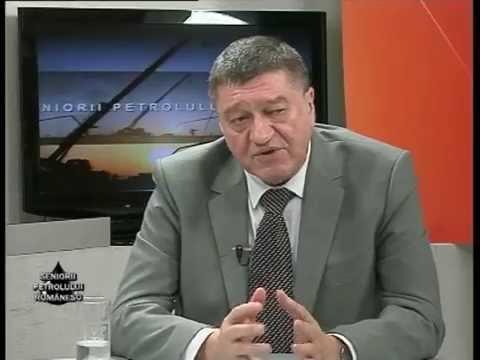 Emisiunea Seniorii Petrolului Românesc– Nicolae Paraschiv – 31 mai 2014