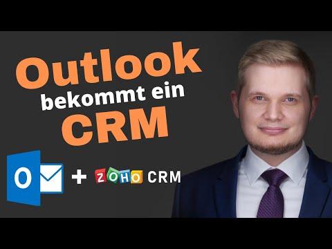 Outlook/Office 365 bekommt ein CRM!