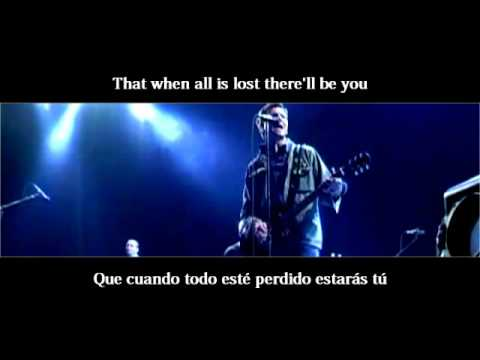 Pearl Jam - Love Boat Captain + letra en español e inglés