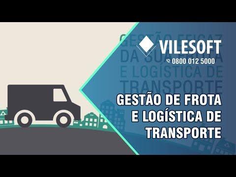 Imagem Vilesoft ERP / Gestão de Transportes