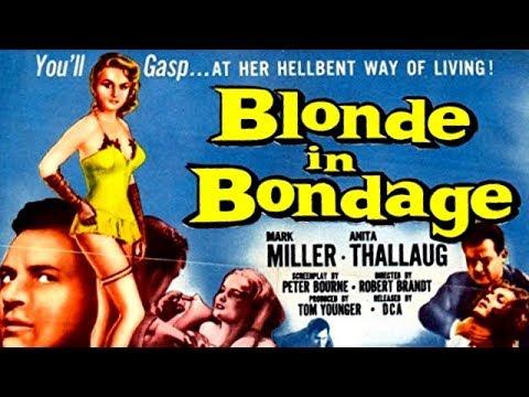 BLONDE IN BONDAGE // Mark Miller, Lars Ekborg // Full Movie // English // HD // 720p