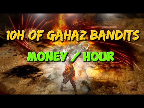 Gahaz Bandits Income | [Money/Hour] | Black Desert Online  - Free
