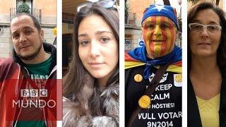 Cataluña: ¿qué es para ti ser catalán? - BBC Mundo