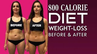How to Weight loss diet || weight loss 800 calories||Dream Goal