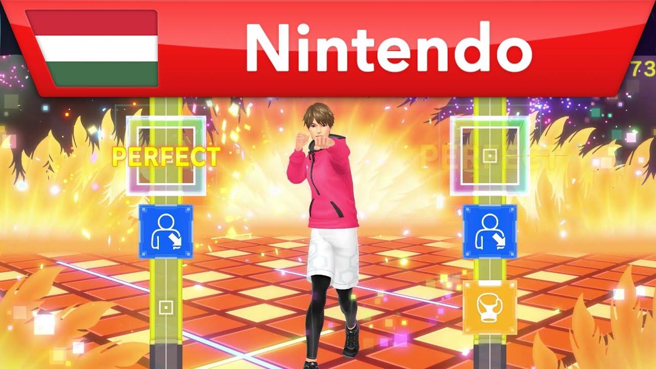 Fitness Boxing 2: Rhythm & Exercise - Bokszalapú edzések népszerű dallamokra   Nintendo Switch