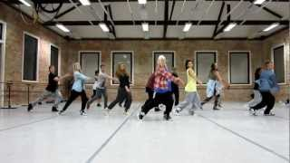 'As Long As You Love Me' Justin Bieber choreography by Jasmine Meakin (Mega Jam)