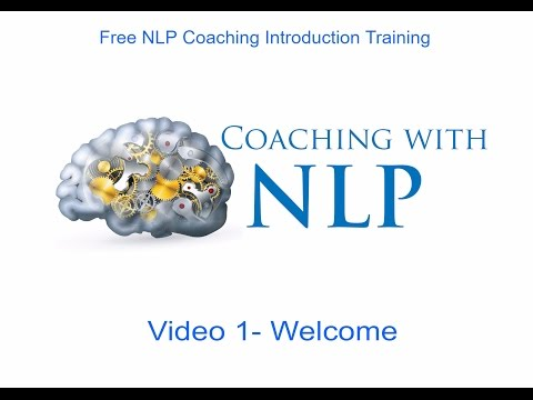 Free NLP coaching course. Video 1- Introduction - YouTube