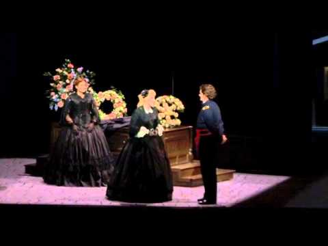 """Helen's Song"" from Marvin David Levy's Mourning Becomes Electra. Sung in performance with Florida Grand Opera in Miami, FL. 2013"