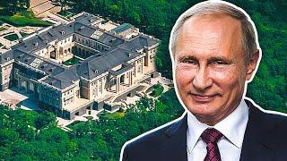 How Vladimir Putin Spends His Billions