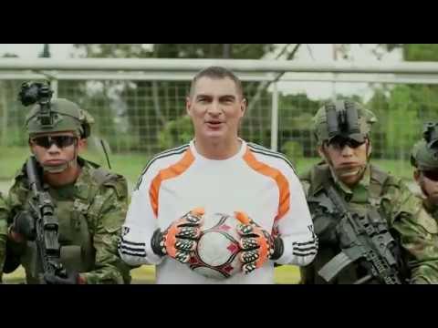 Nos la jugamos por Colombia