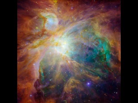 Star birth in Orion Nebula