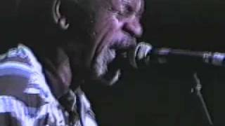 Cherry Red Wine / Living in the House of the Blues~Luther Allison @ Bunkers 1997