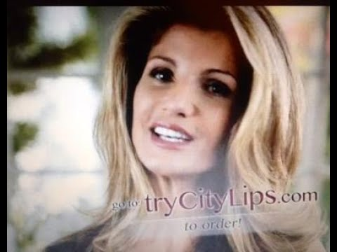 City Lips Commercial clip....