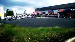 preview picture of video '#XTS STUNT SHOW Intégral Moto Châteauroux 9 mars 2013'