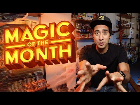 Magic of the month