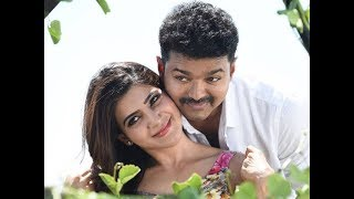 Unnale ennalum song from theri with lyrics | HD video |
