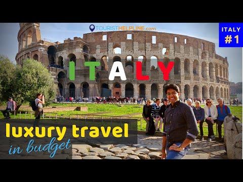 اٹلی میں 7 دن 23،000 روپے | Alitalia - بزنس کلاس