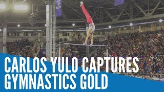 SEA Games 2019: Carlos Yulo Men's All-Around Gymnastics (FULL PERFORMANCE)