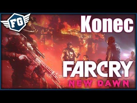 KONEC + HODNOCENÍ - Far Cry: New Dawn Finále