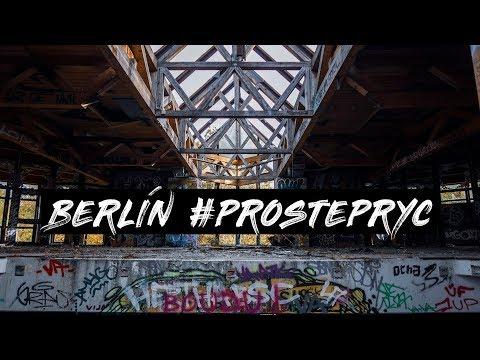 Chtěli jste vlog?! Tady je! BERLÍN #PROSTĚPRYČ