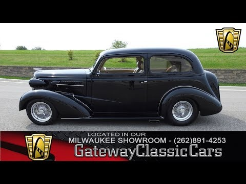 Video of Classic '37 Chevrolet Street Rod - $52,000.00 - MZDR