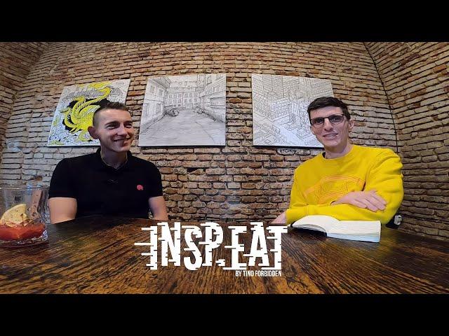 """Jan Mašek: """"Spoločnost se dá změnit skrz firmy."""" (INSP.EAT podcast)"""