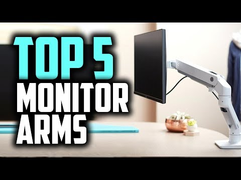 Best Monitor Arms in 2019 | For Comfortable Gaming & Working Sessions!