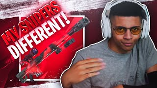 My Sniper Hits DIFFERENT 👀 (INSANE SNIPES IN SOLOS)