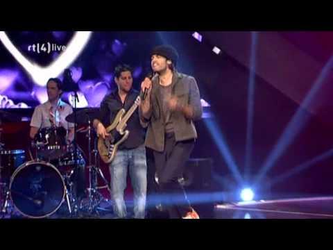 Alain Clark - Love is everywhere (Live @ The X Factor NL)
