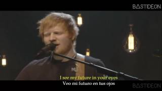 Ed Sheeran   Perfect (Sub Español + Lyrics)