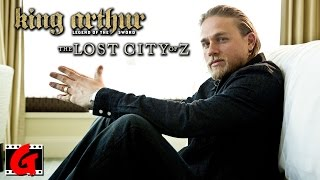 Hunnam Double Review: King Arthur: The Legend of the Sword and The Lost City of Z