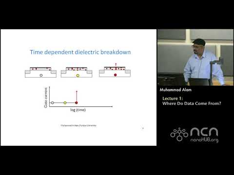 ECE 695E Data Analysis, Design of Experiment, Machine Learning Lecture 1: Where do Data Come From?