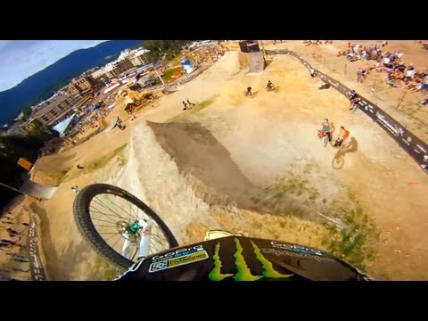 GoPro HD: Kokanee Crankworx 2011- Red Bull Joyride