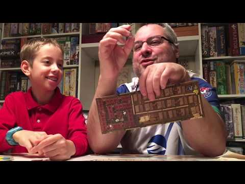 Massive Mombasa Board Game Review!!!...with Justin and Max