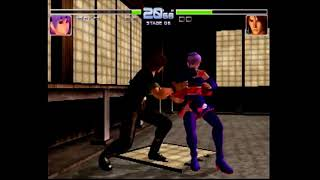 Dead Or Alive 2 (PS2)Ayane Time Attack(Elgato Test)